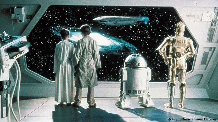 Film still from Star Wars: The Empire Strikes Back 1980 (imago/EntertainmentPictures)