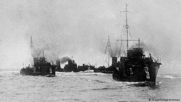 1918: Alemanha tomava Helsinque