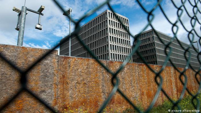 Nowa centrala BND w Berlinie przypomina fortecę