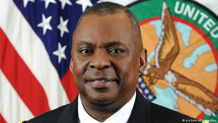 Lloyd Austin, ministro de Defensa del gobierno de Jo Biden.