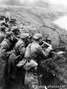 Brasil fue el único país de Sudamérica que envió soldados a la guerra, pero estos nunca combatieron.