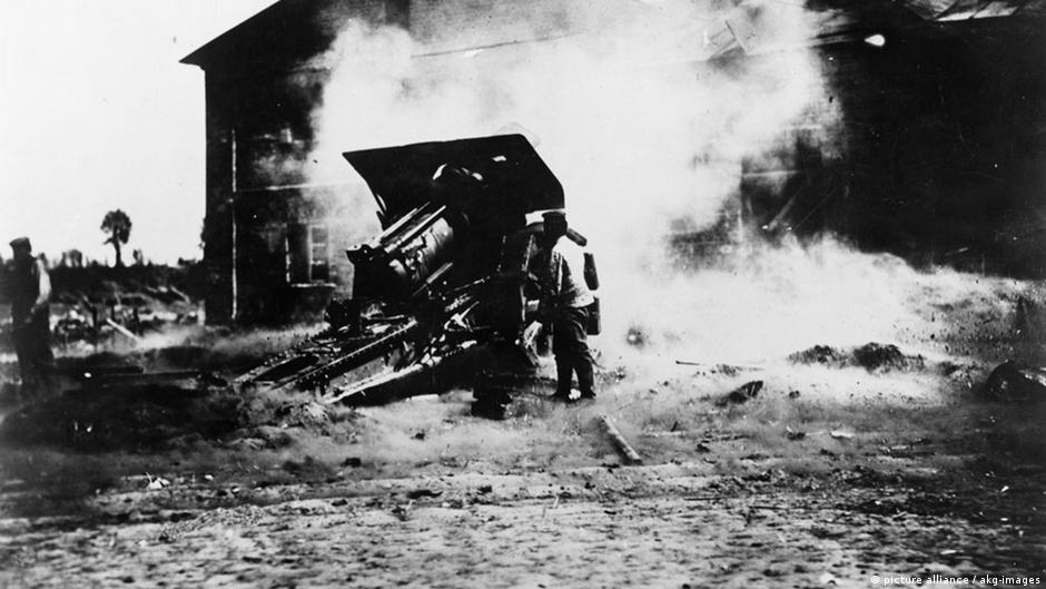 The day after   Lufta e Parë Botërore