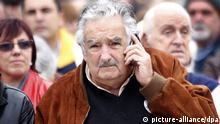 Jose Mujica Präsident Uruguay