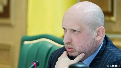 Турчинов пропонує карати в'язницею за закупівлю товарів в Росії