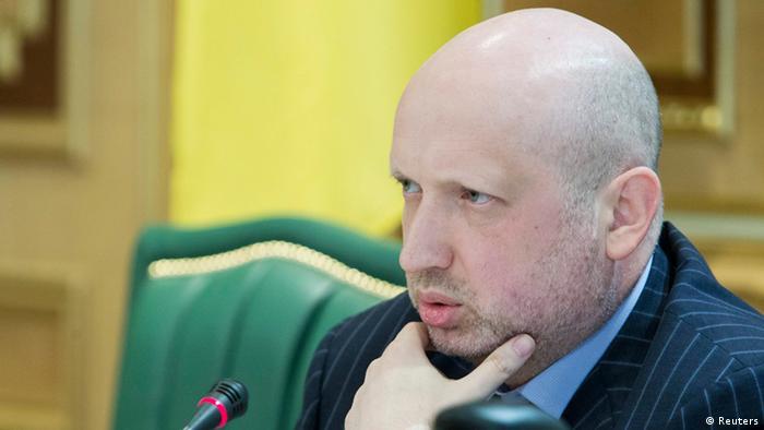 Олександр Турчинов каже, що відмовитись від призову неможливо