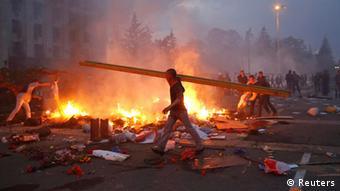 Ukraine Odessa Gefechte 2.5.14