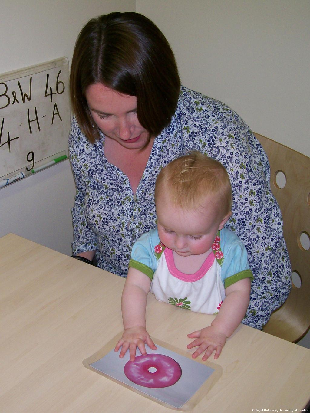 New research suggests interactive pop-up books are bad for a baby′s