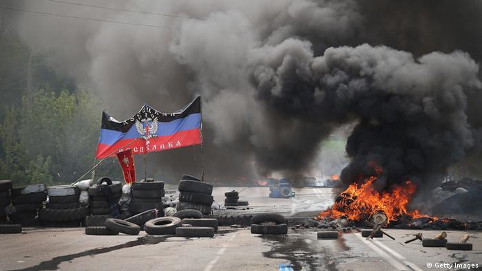 Ukraine Kramatorsk Gefechte