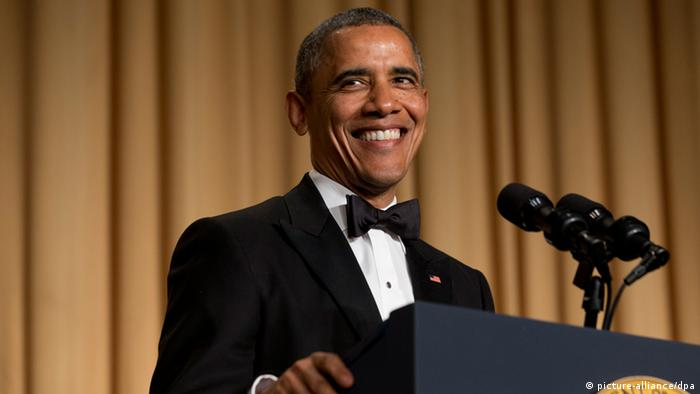 Barack Obama Weißes Haus Dinner White House Correspondents Dinner