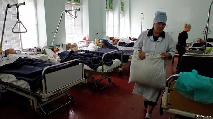 В одеській лікарні
