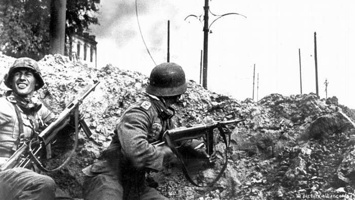 2. Weltkrieg Schlacht um Stalingrad