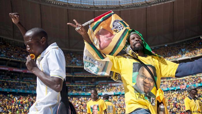 Wahlen Südafrika 2014