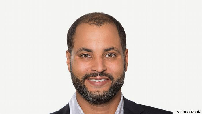 Global Media Forum 2014 Ahmed Khalifa