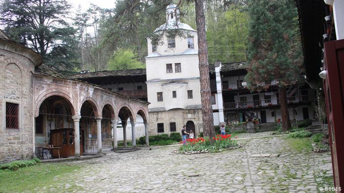 Trojan Kloster in Bulgarien