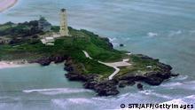 Paracel Inseln im Südchinesischen Meer China Vietnam