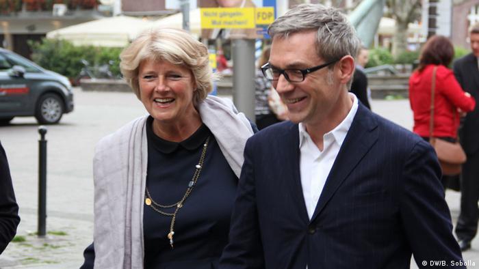 Lars Henrik Gass und Monika Grütters