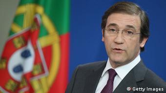 Portugal EU Rettungsschirm Premier Coelho