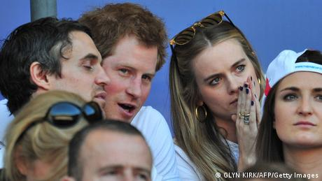 Prinz Harry und Cressida Bonas (GLYN KIRK/AFP/Getty Images)