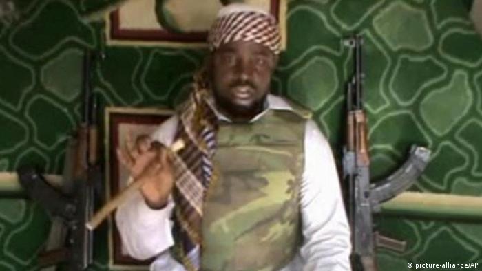 Nigeria Terror Imam Abubakar Shekau von Boko Haram