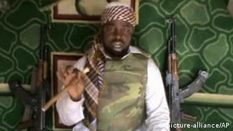 Kiongozi wa Boko Haram, Abubakar Shekau