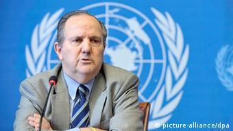UN Sonderbeauftragter für Folter Juan Mendez