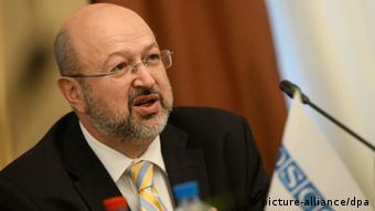 OSZE Generalsekretär Lamberto Zannier Archiv 2013