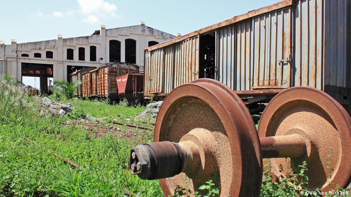Bildergalerie Togo Erinnerungen an die deutsche Kolonialzeit Lokomotivhallen