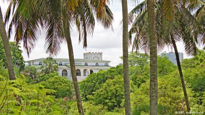 Bildergalerie Togo Erinnerungen an die deutsche Kolonialzeit ehemaliger Gouverneurspalast