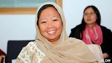 Deutsche Welle The Bobs 2014 Alissa Wahid Indonesien