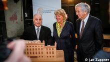 Eröffnung des Baus der Barenboim Said Akademie in Berlin