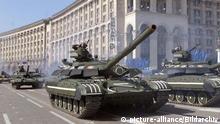 10. Jahrestag der ukrainischen Unabhängigkeit ARCHIV 2001