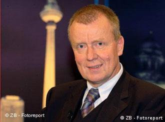 德国联邦议院外事委员会主席波伦茨