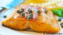 #23820792 - salmon steak 2 © joemakev