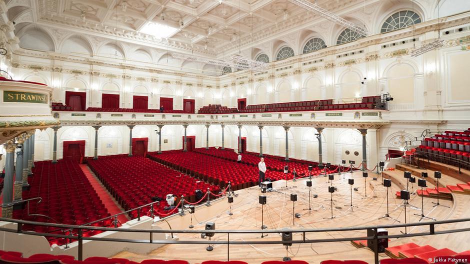 10 самых примечательных концертных залов мира. Обсуждение на 221