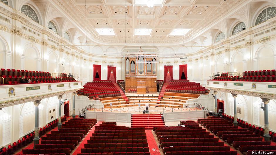 10 самых примечательных концертных залов мира. Обсуждение на 22