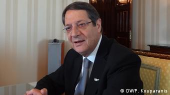 Συνέντευξη του προέδρου της Κύπρου Νίκου Αναστασιάδη