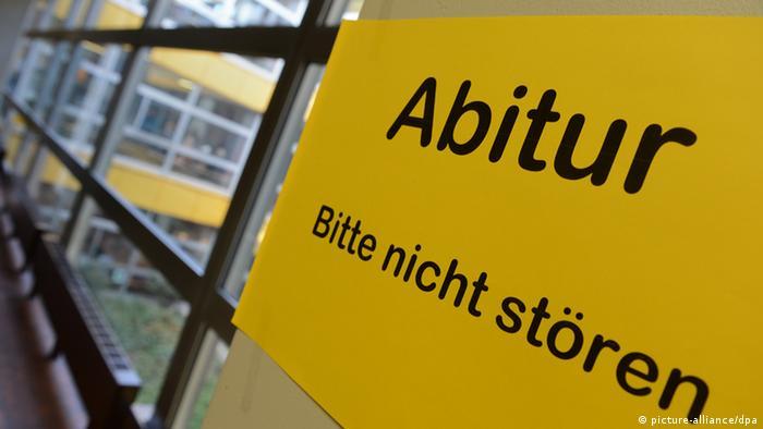 Abitur in Deutschland