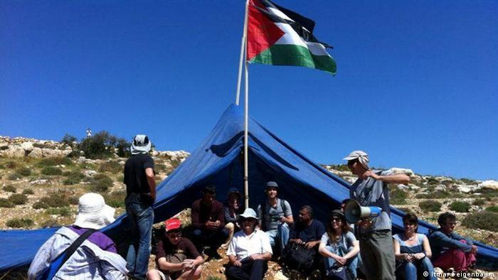 Israel Aktivisten für Frieden