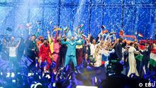 ESC in Kopenhagen (Die ersten 10 Finalisten), Mai 2014; Copyright: EBU