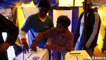 Südafrika Wahlen