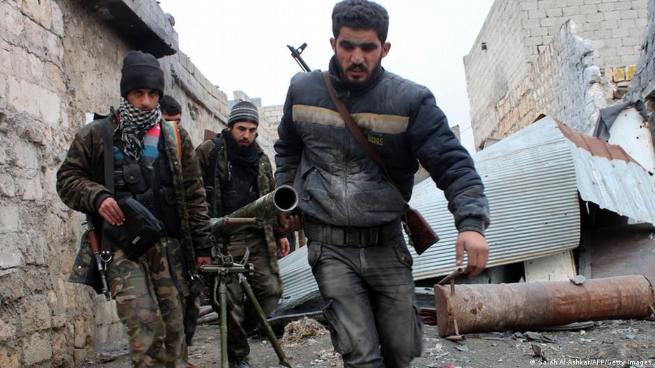 لماذا غيّر الغربُ اتجاه بوصلته من دمشق إلى كييف؟ | DW | 10.05.2014