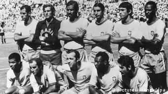 Fußball-WM 1970 Brasilien