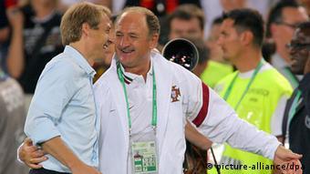 WM 2006 Deutschland gegen Portugal