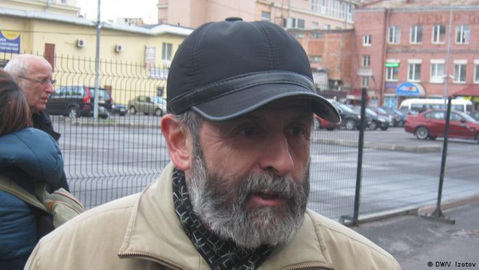 Opposition lawmaker Boris Vishnevsky