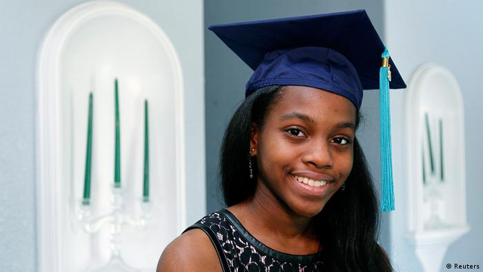 USA Studentin Grace Bush Universität Florida