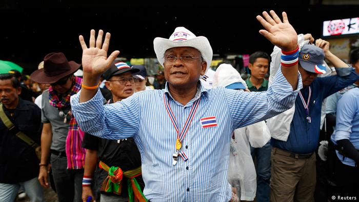 Suthep Thaugsuban