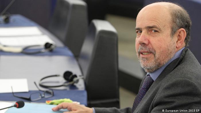 Europaparlament Enrique Guerrero Salom