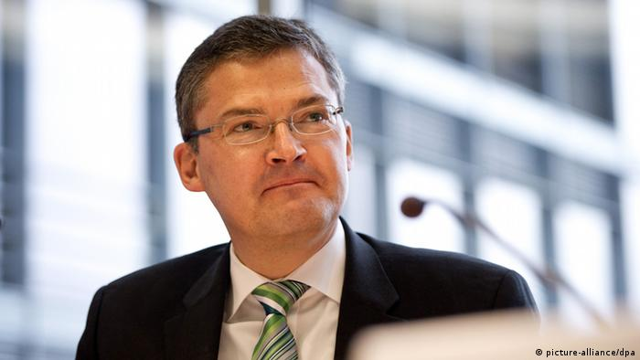 Roderich Kiesewetter Mitglied NSA-Untersuchungsausschuss (picture-alliance/dpa)