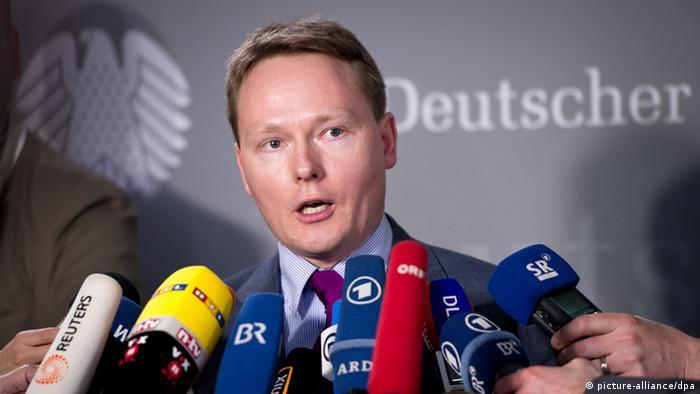 Christian Flisek, SPD-Obmann im NSA-Untersuchungsausschuss des Bundestages (Foto: dpa)