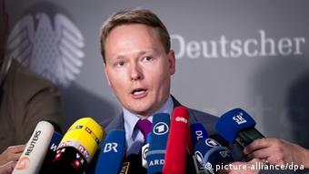 Christian Flisek Mitglied NSA-Untersuchungsausschuss